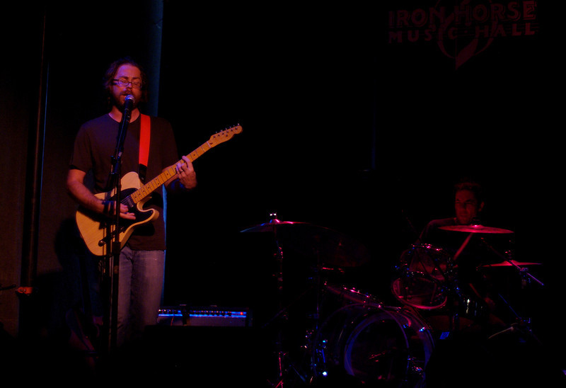 Jonathan Coulton & Marty Beller @ Iron Horse Music Hall, Northampton, MA - 7/22/2010