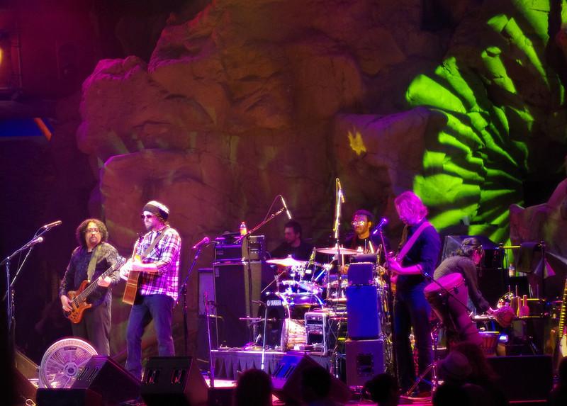 Rusted Root @ Wolf Den, Mohegan Sun - 4/22/2011