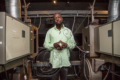 SANTA MONICA, CA - SEPTEMBER 23:  Rapper / poitician Wyclef Jean poses backstage at live talks Los Angeles: an evening with Wyclef Jean Aero Theatre on September 23, 2012 in Santa Monica, California.  (Photo by Chelsea Lauren/WireImage)