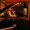 Alan Rowe Trio - Acton Jazz Cafe - 20051030 : The Alan Rowe Trio (Alan Rowe, piano;  Esperanza Spalding, double-bass; Karen Kocharyan, drums) playing at The Acton Jazz Cafe on October 30th, 2005.