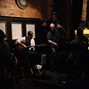 Jazz Trio Live : Michael Chasse,  Ken Willinger, and Tim Whelan playing live at Chloé's, Hudson, MA, USA - May 15th 2009