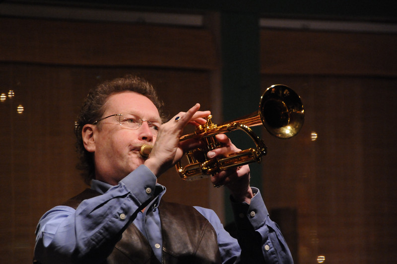 Scott Philbrick - cornet