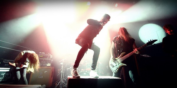 Betraying The Martyrs @ 013 - 2017