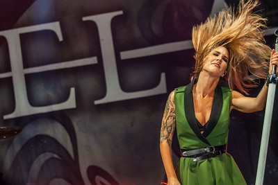 Delain @ Into The Grave - 2018