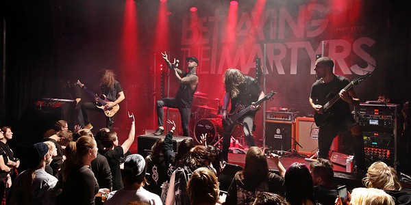 Betraying The Martyrs @ Patronaat - 2018