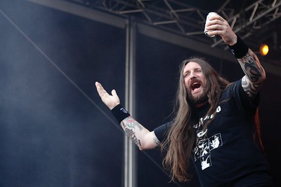 Orange Goblin @ Dynamo Metalfest - 2015