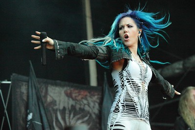 Arch Enemy @ Dynamo Metalfest - 2015