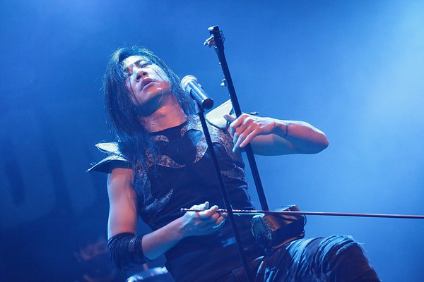 Chthonic @ Distortion - 2013
