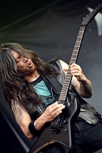 Death Angel @ Dynamo Metalfest - 2015
