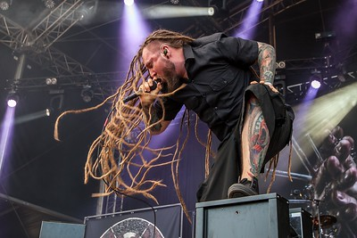 Decapitated @ Into The Grave - 2018