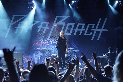 Papa Roach @ Distortion - 2013