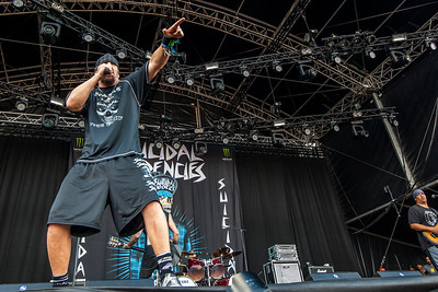 Suicidal Tendencies @ Into The Grave - 2018