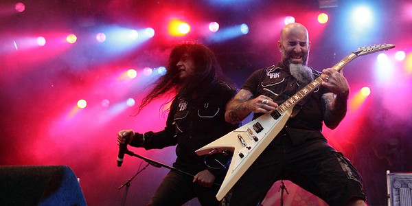 Anthrax @ Dynamo Metalfest - 2016