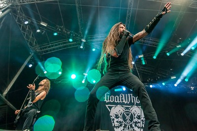 GoatWhore @ Into The Grave - 2018