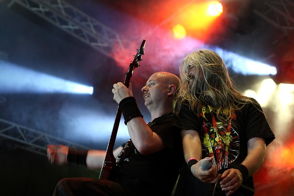 Hail of Bullets @ FortaRock - 2010