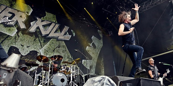 Overkill @ Into The Grave - 2017