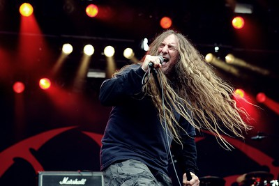 Obituary @ Dynamo Metalfest - 2016