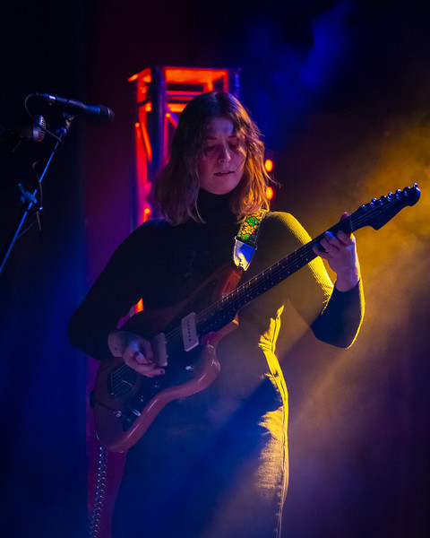 Sun King Brewery & MOKB Present Liz Cooper & the Stampede at the HI-FI on January 16th, 2019. Photo by Tony Vasquez.