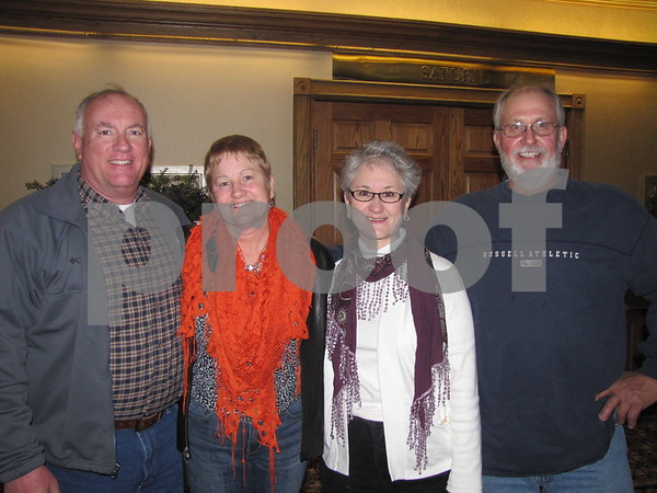 Bob Randall, Lori Hansen, and Joyce and Mike Babbit