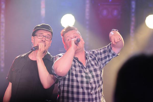 Konsert med Ljungblahd Børud