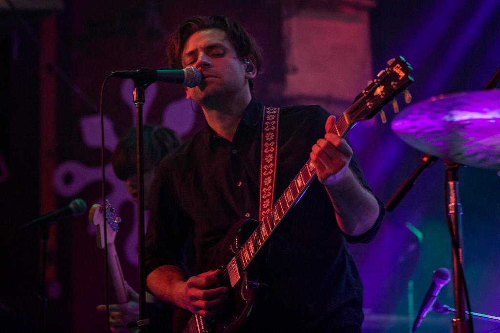 December 21, 2017 WTTS Christmas Can Concert with The War on Drugs  and Lo Moon at the Vogue Theatre in Indianapolis, IN.