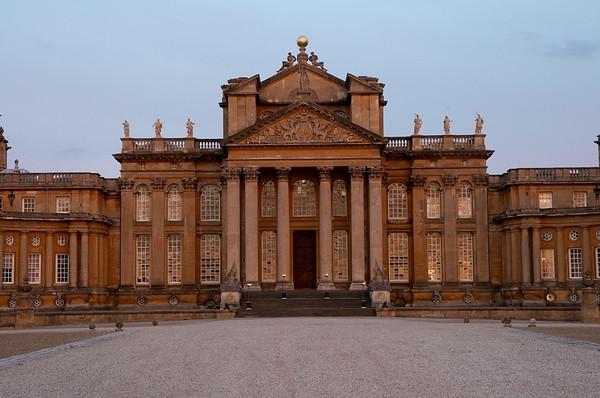 Blenheim Palace July 14th 2007