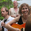 Ed Caner and Jen Maurer, summer 2008
