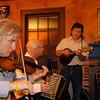 Samuel Salisbury, Brad Smedley, and David Howard at Tex's party - and Rockin' Robin's birthday, as well as John Turner's.