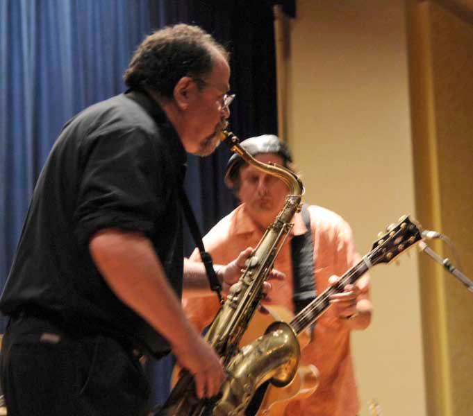 Norm Tischler and Bob Franke.