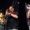 Twistoff horn section