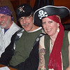 Dave Stroh and friends at Jenny's Pirate party