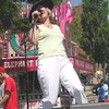 Throwin' it down at the Kent Heritage Fest 2005