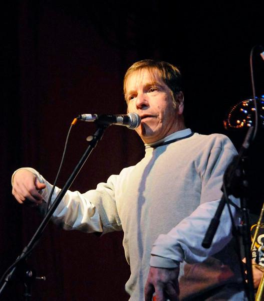 Greg Janik at the Brian Klempp fundraiser.