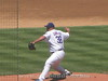 Zambrano throws another ball against the Mets.