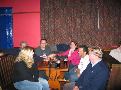 London Swingfonia Gig, May 2005