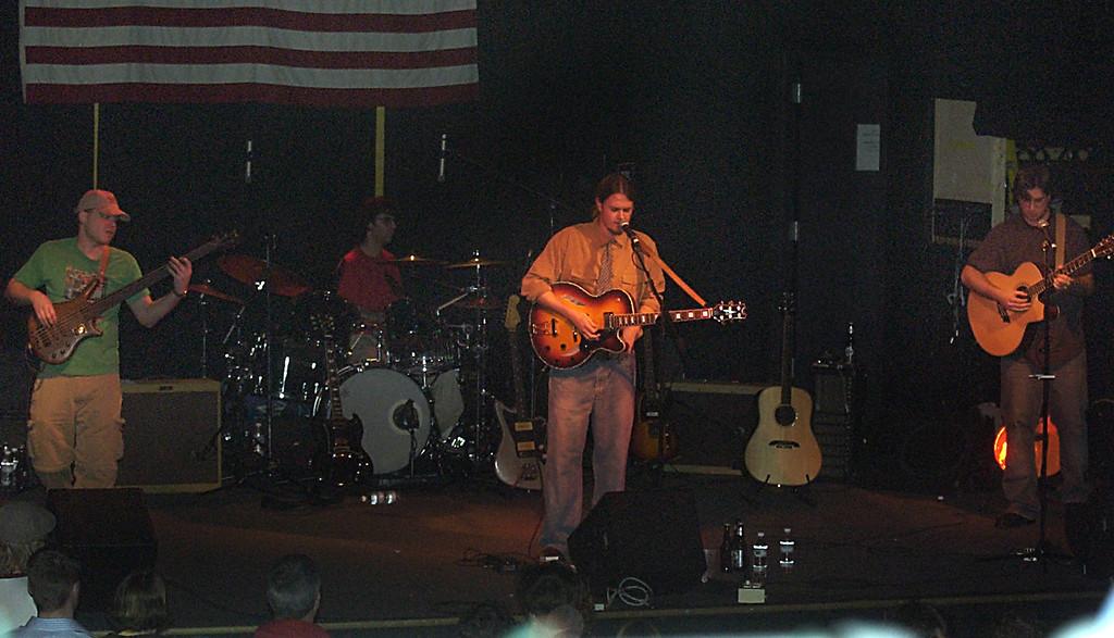 Jeff Buchanan and the Boys play Handlebar.<br /> GWINN DAVIS PHOTOS<br /> gwinndavisphotos.com (website)<br /> (864) 915-0411 (cell)<br /> gwinndavis@gmail.com  (e-mail) <br /> Gwinn Davis (FaceBook)