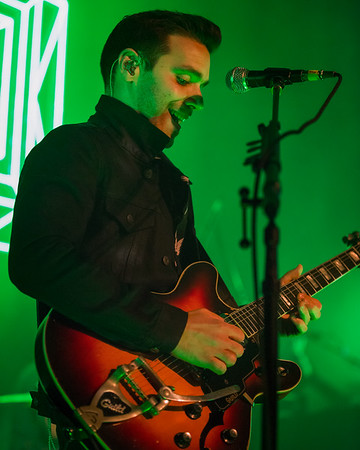 April 26, 2018 WTTS and MOKB Presents Lord Huron at the Vogue Theater. Photo by Tony Vasquez.