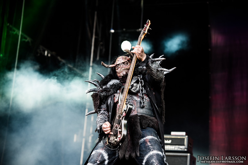 Lordi - Sweden Rock Festival 2016