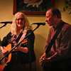 Lorie Lichtenwalner and John Lilly, Little Grill March 14, 2014