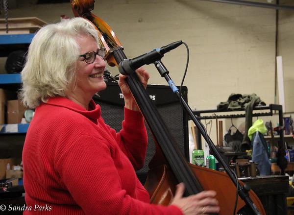 Lorie Lichtenwalner, at Sunspots Studio