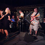 Lorraine Gervais & The Love Bombs_House Party-41