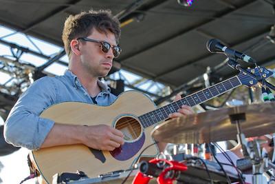 Los Campesinos! 10/14/2012, Treasure Island Music Festival, San Francisco