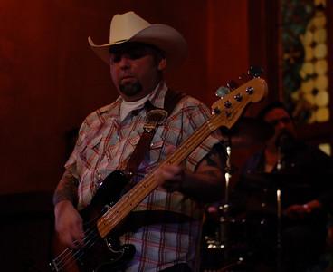 James Barrios bass guitar