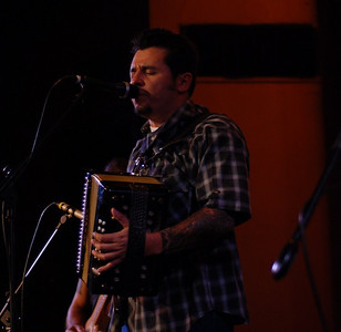 Jesse Cuevas Accordian and Vocals