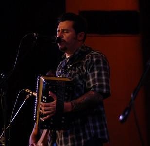 Jesse Cuevas Accordian and Vocals