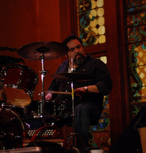 Mike Molina drummer
