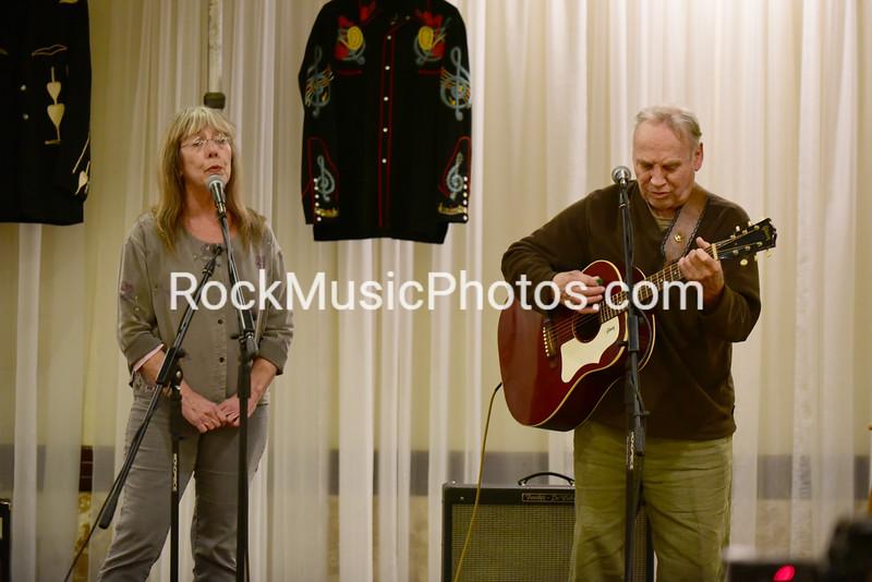 Liz Abbott & Kent Johnson