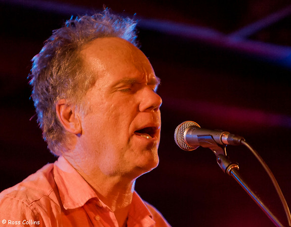Loudon Wainwright III, San Francisco Bathhouse, Wellington, 22 February 2008