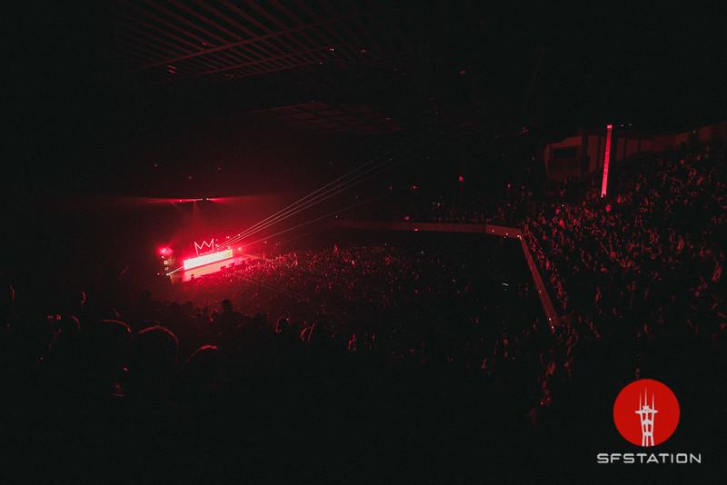 Louis the Child, Dec 6, 2018 at Bill Graham Civic Auditorium