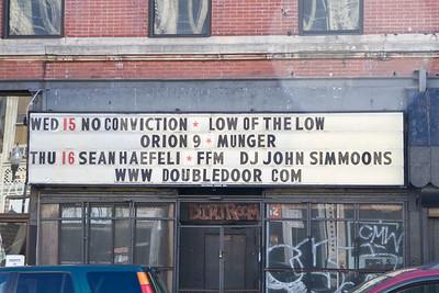 Low of the Low - Double Door 4-15-2009